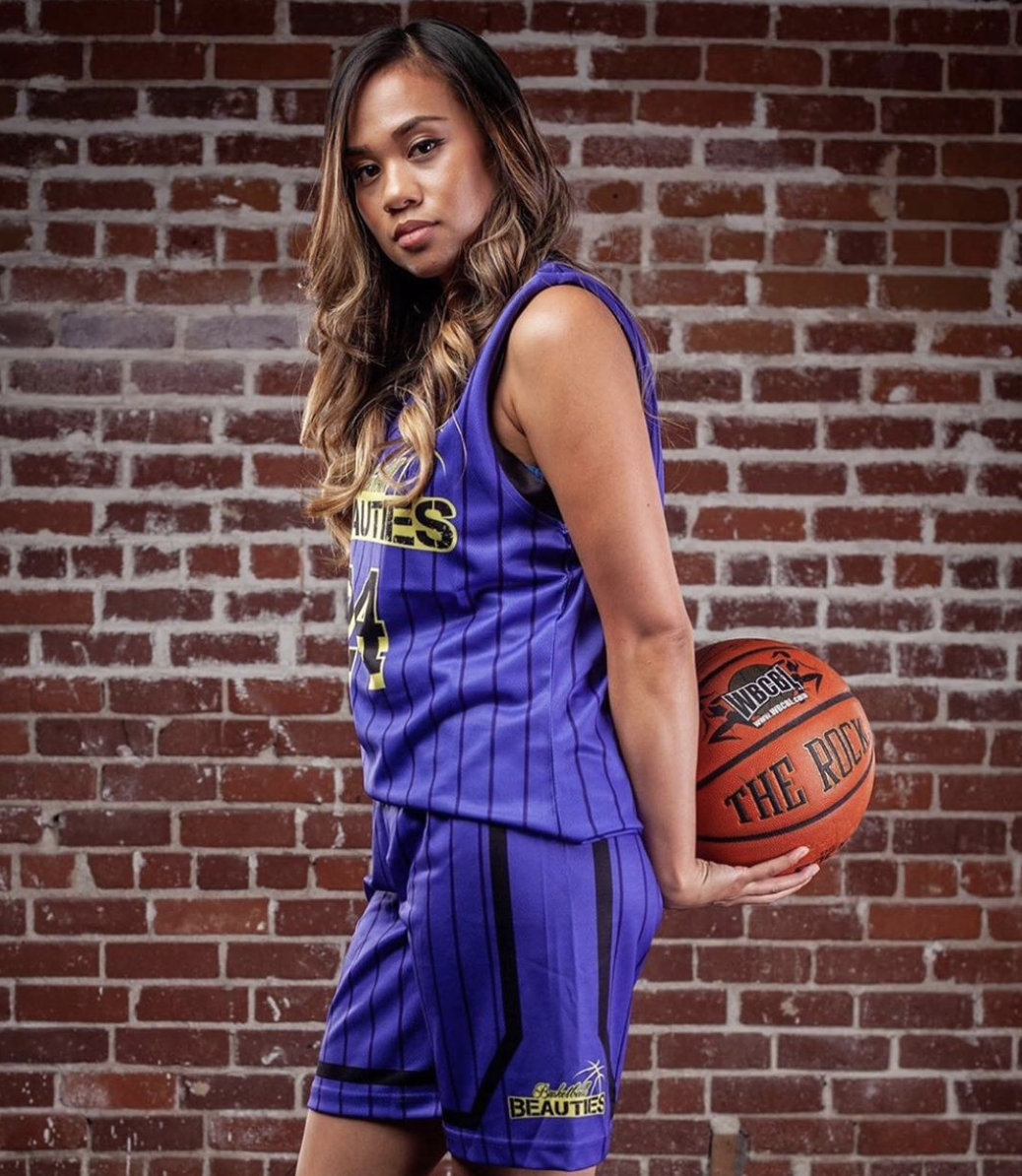 Coast To Coast: This summer the Basketball Beauties League launched their fourth season of showcasing their skills in Los Angeles and New York by announcing their collaboration with Wooter Apparel on the BBL's customized uniforms and apparel line for the 2019 season.