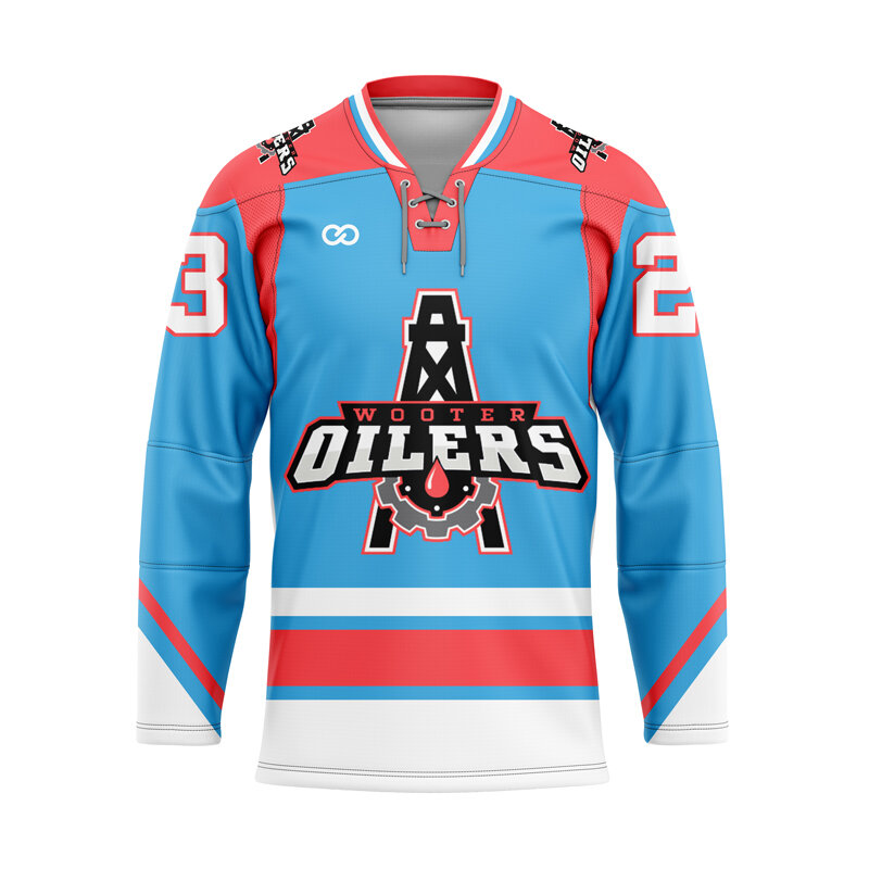 custom team hockey jerseys