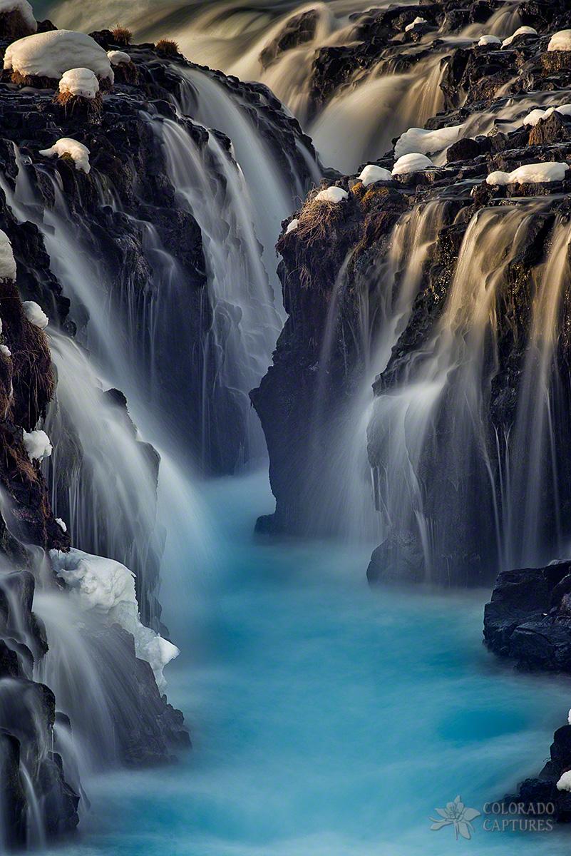 Waterfall Blues