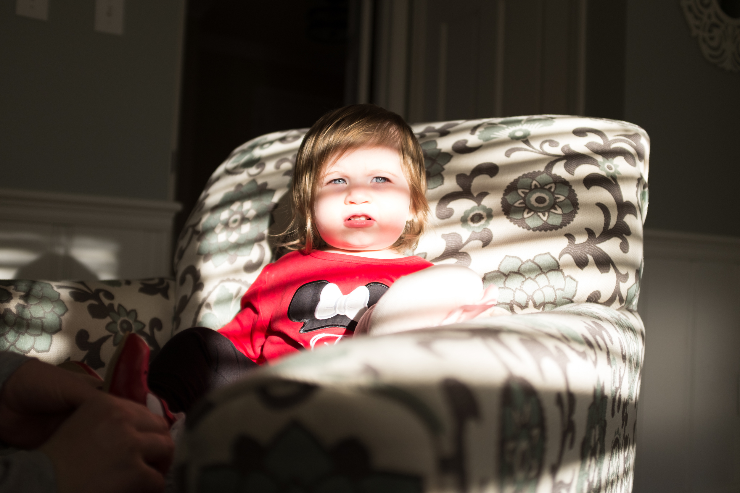 Lillian the Sun Gazer.   FujiFilm x100T, 23mm fixed lens, 1/420s, f2.0, ISO 200