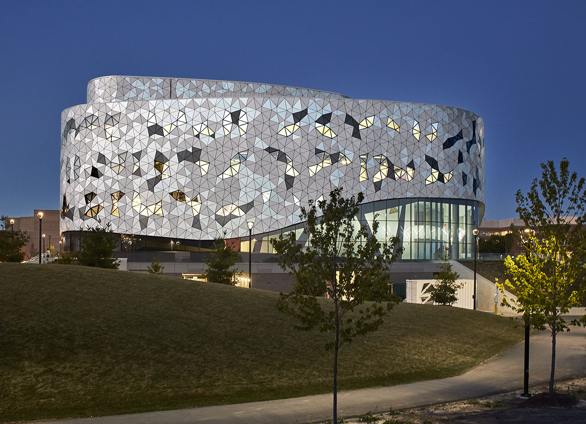Bergeron Centre for Engineering