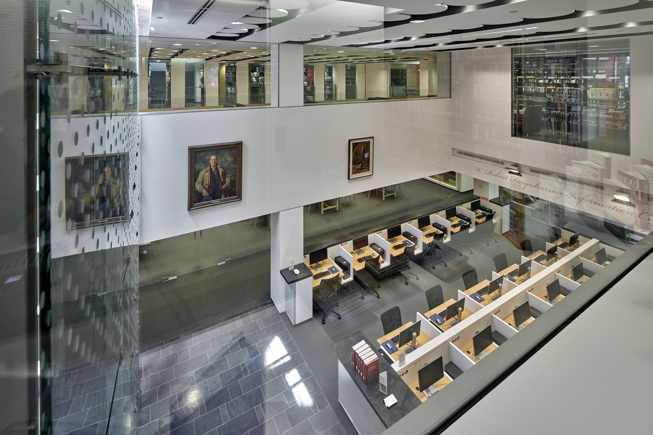 EJ Pratt Library
