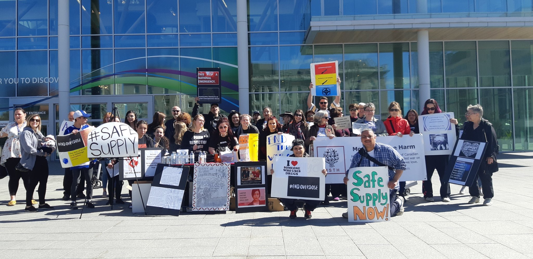 2019-03-16 YEG Day of action group.JPG