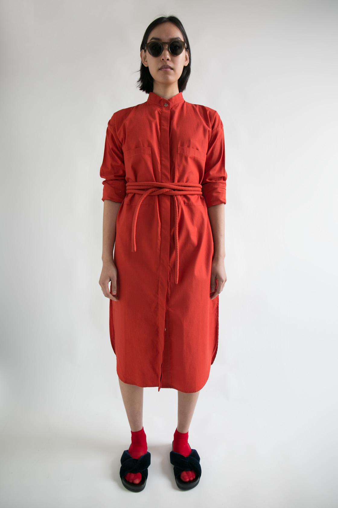 Dicet Button Up Dress #350.00