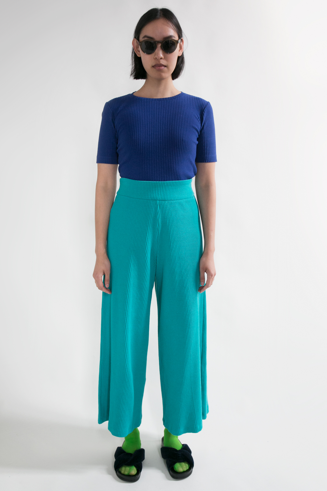 Basic Color Pant  XS S M L All Colors  $270