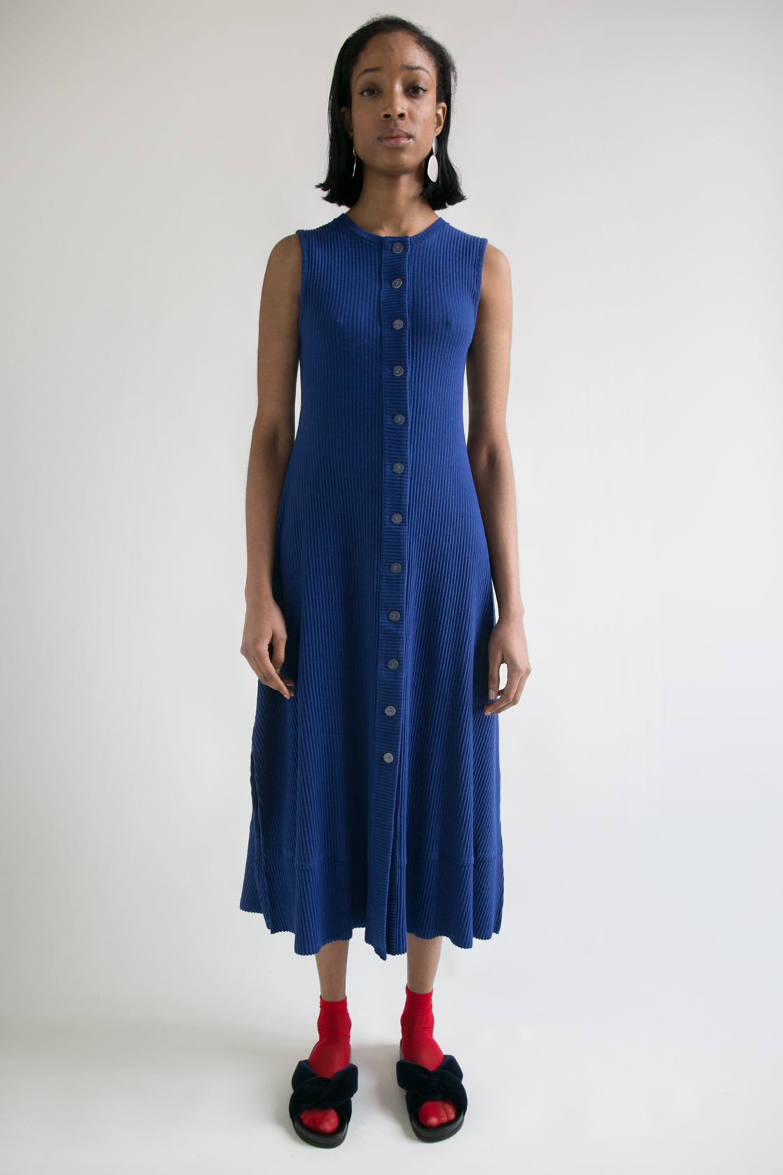 Basic Color Dress Cobalt  XS S M L  $288