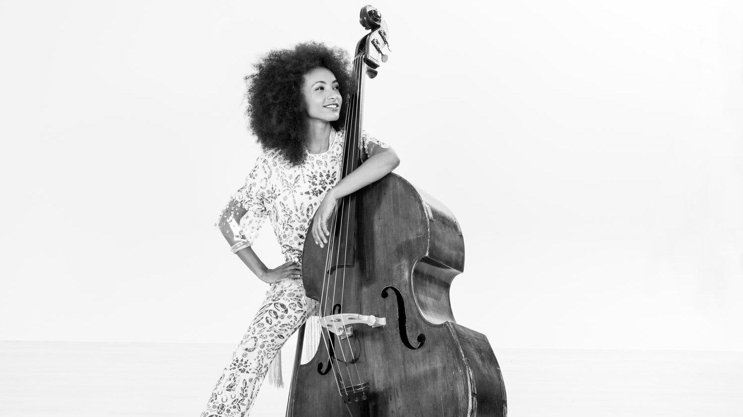Esperanza Spalding - bassist, vocalist, composer, teacher