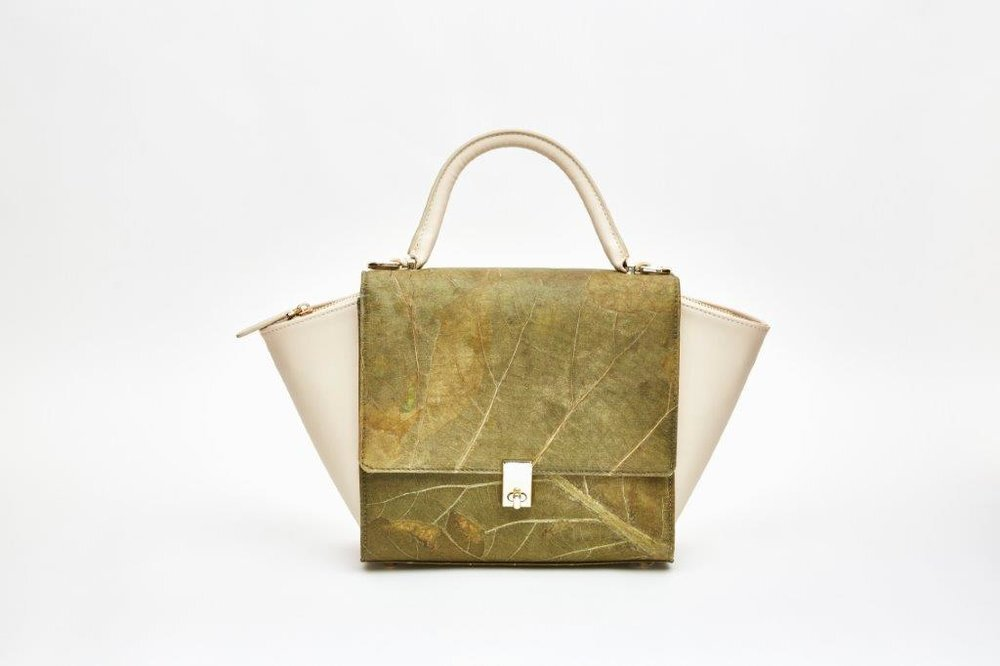 vegan-leaf-leather-handbag