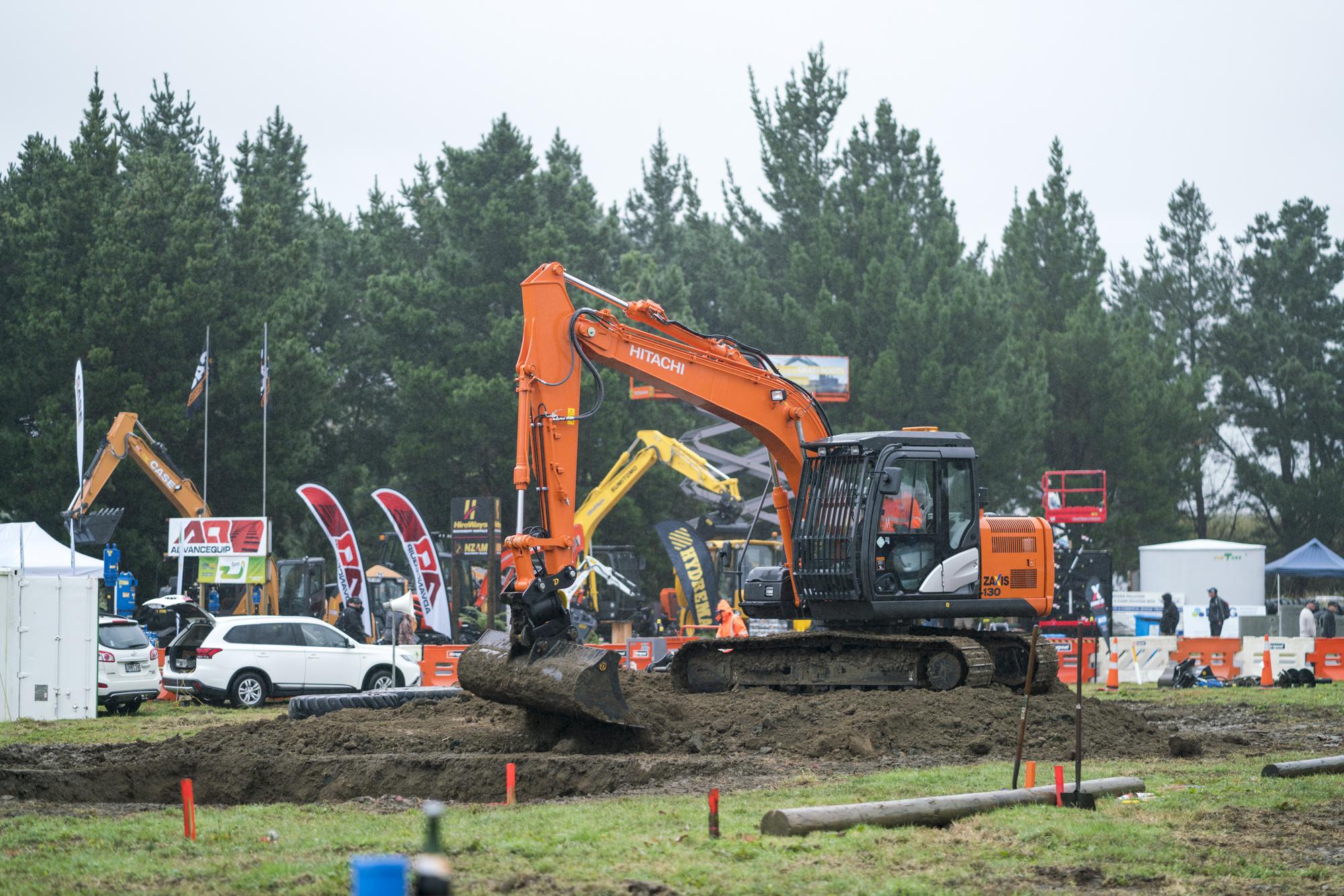national excavator championships