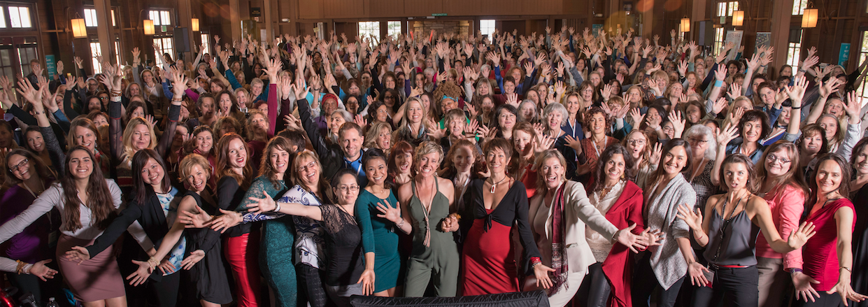 400+ Women attended Women's Leadership Summit in Pacific Grove, CA