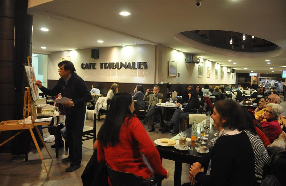 2015 Cafe Tribunales