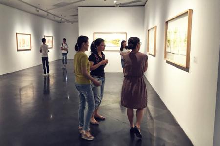 2017 SHENZHEN Fine Art Institute
