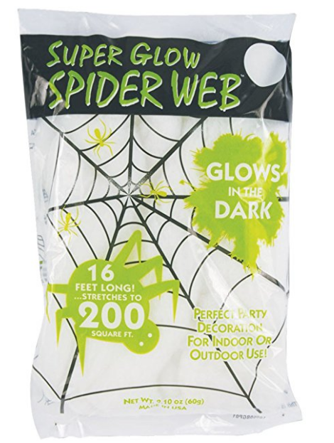 You can felt with Super Glow Spiderweb!