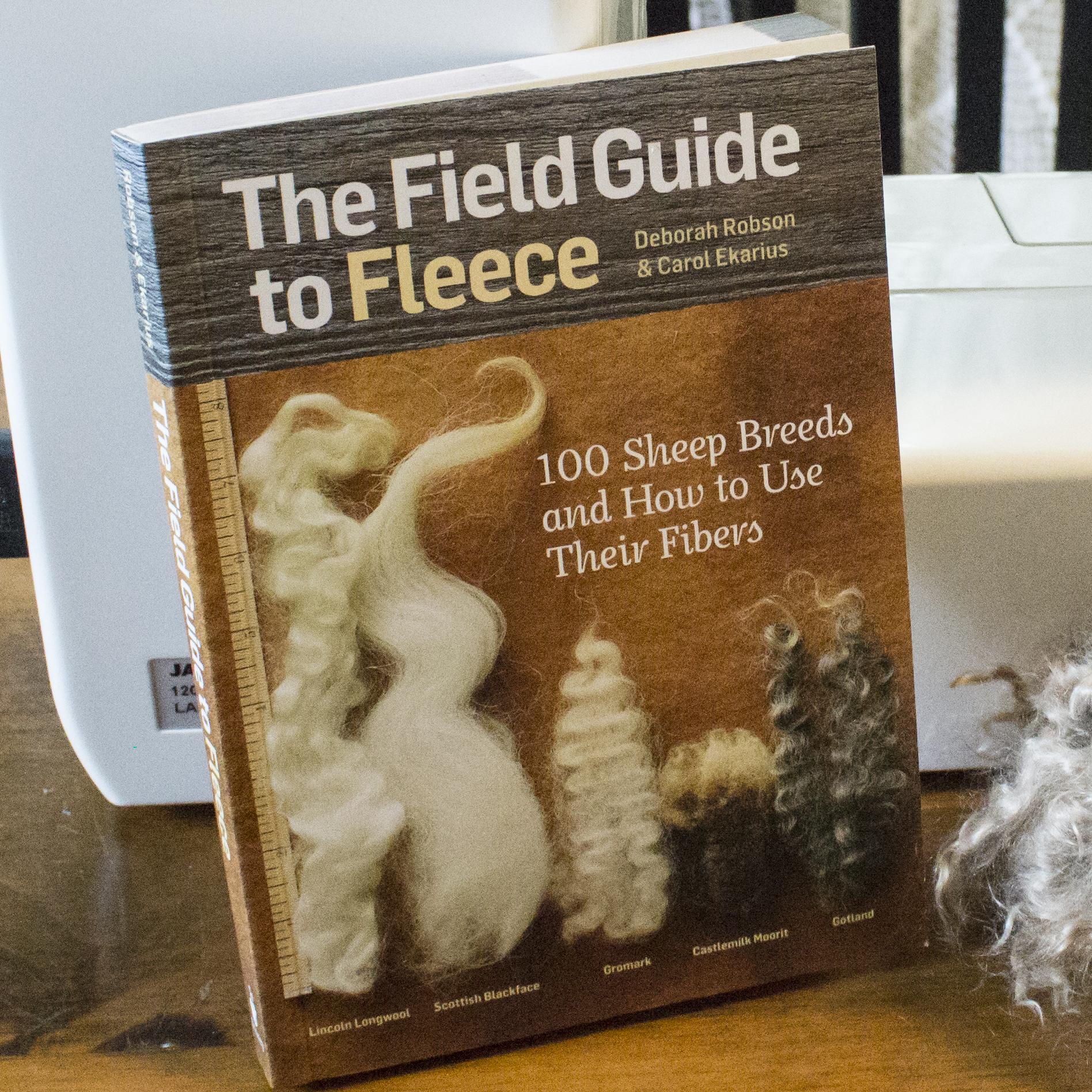 field guide to fleece