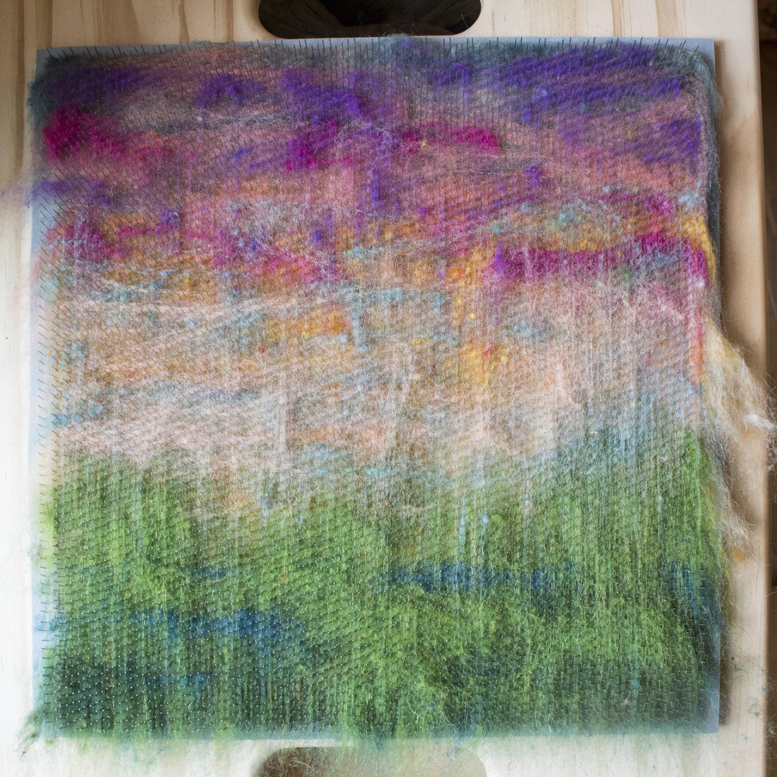 blending board layout