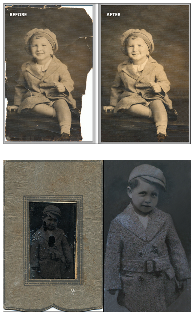 Did you know I did/do photo restoration? This is relevant to the story…