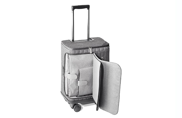 Magazine compartment Escape Carry-On luggage