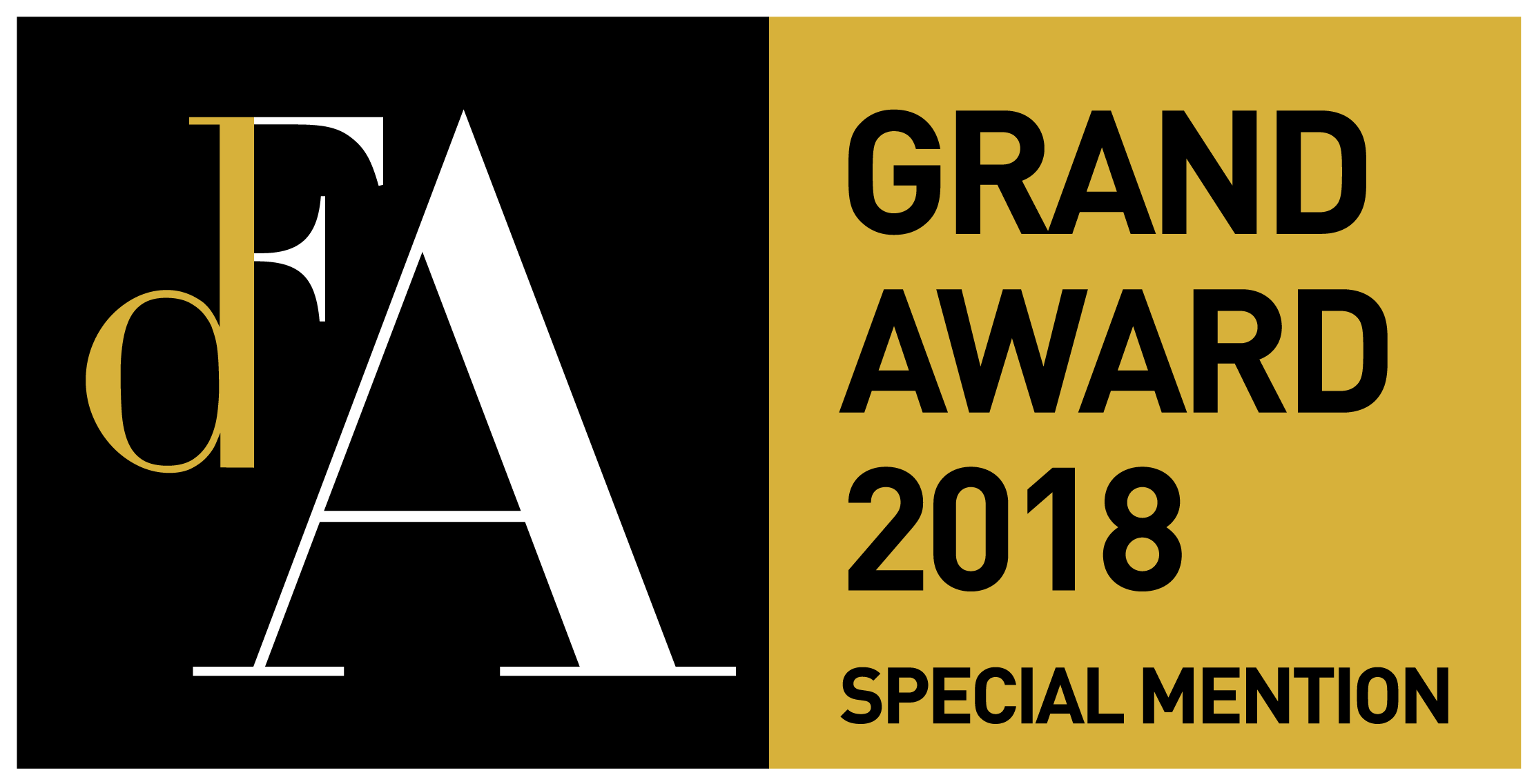 DFA Design for Asia Awards 2018 - Grand Award with Special Mention.png