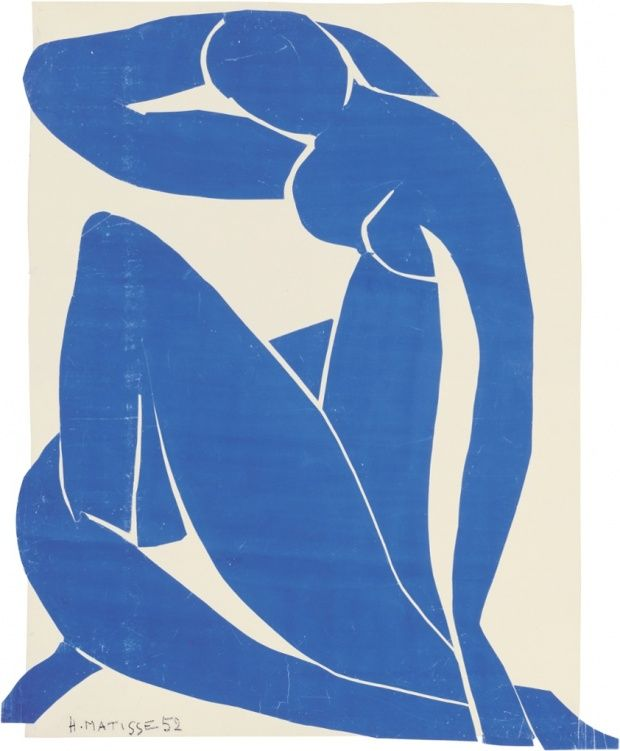 BLOG- MATISSE WOMAN