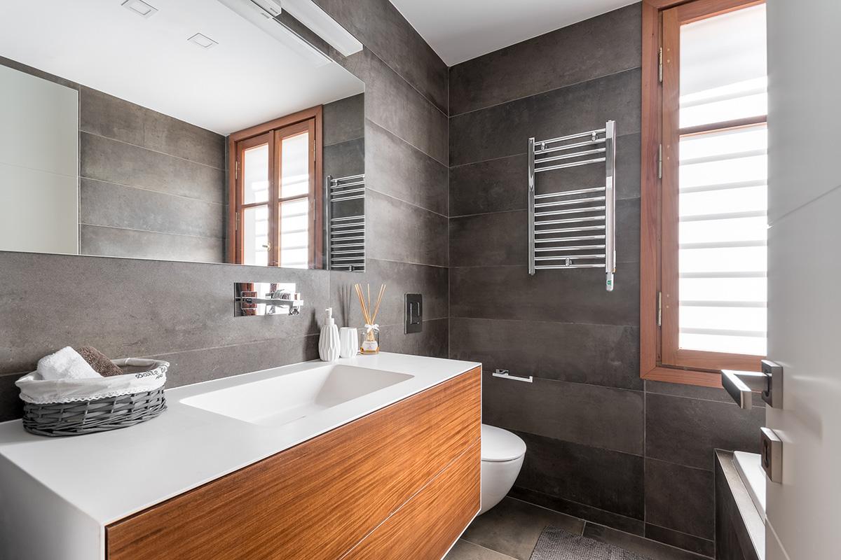 אריכטקטורה של חדר אמבט