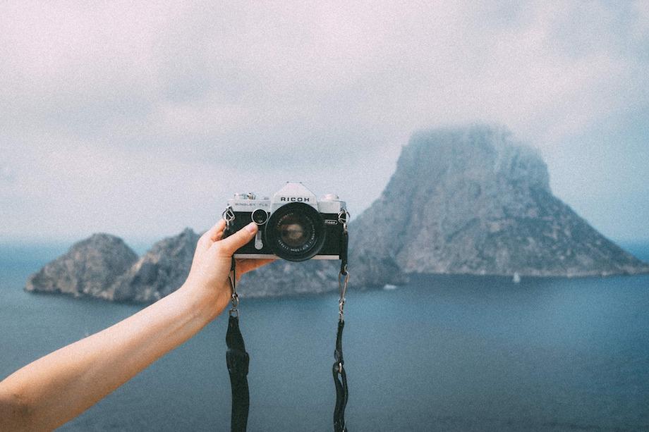 צילום סלפי בצורה מקצועית