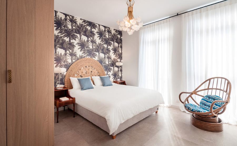 צילום חדר שינה - עיצוב חדר