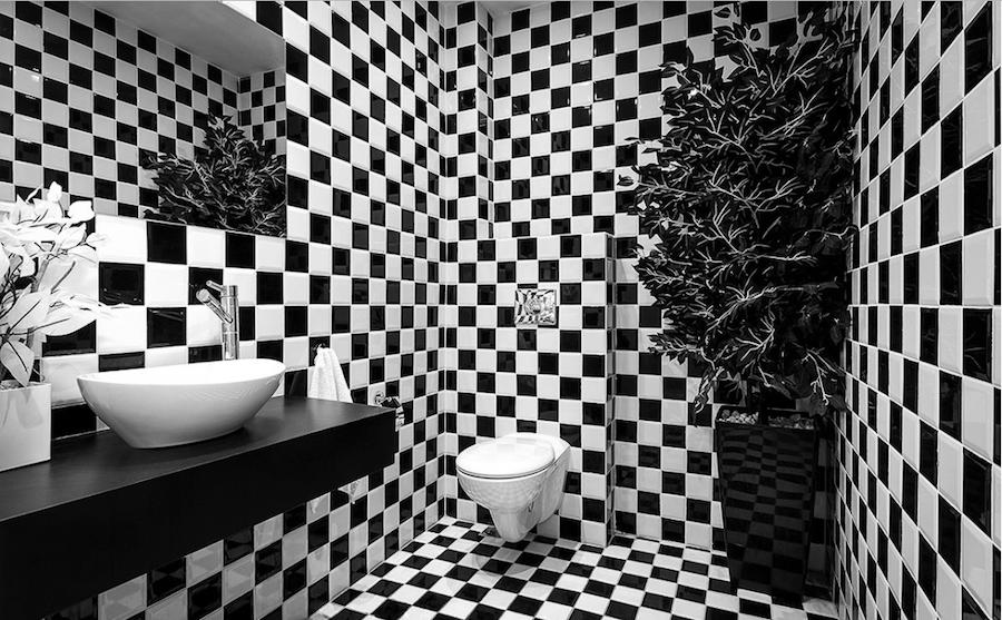 צילום חדר אמבט