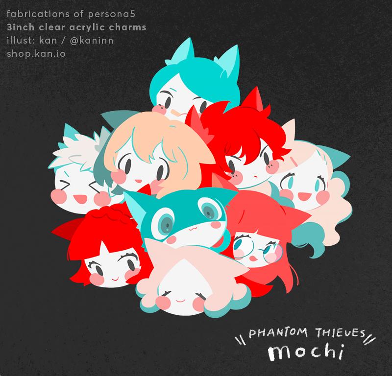 Mochi Phantom Thieves
