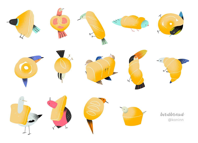 birdbread!