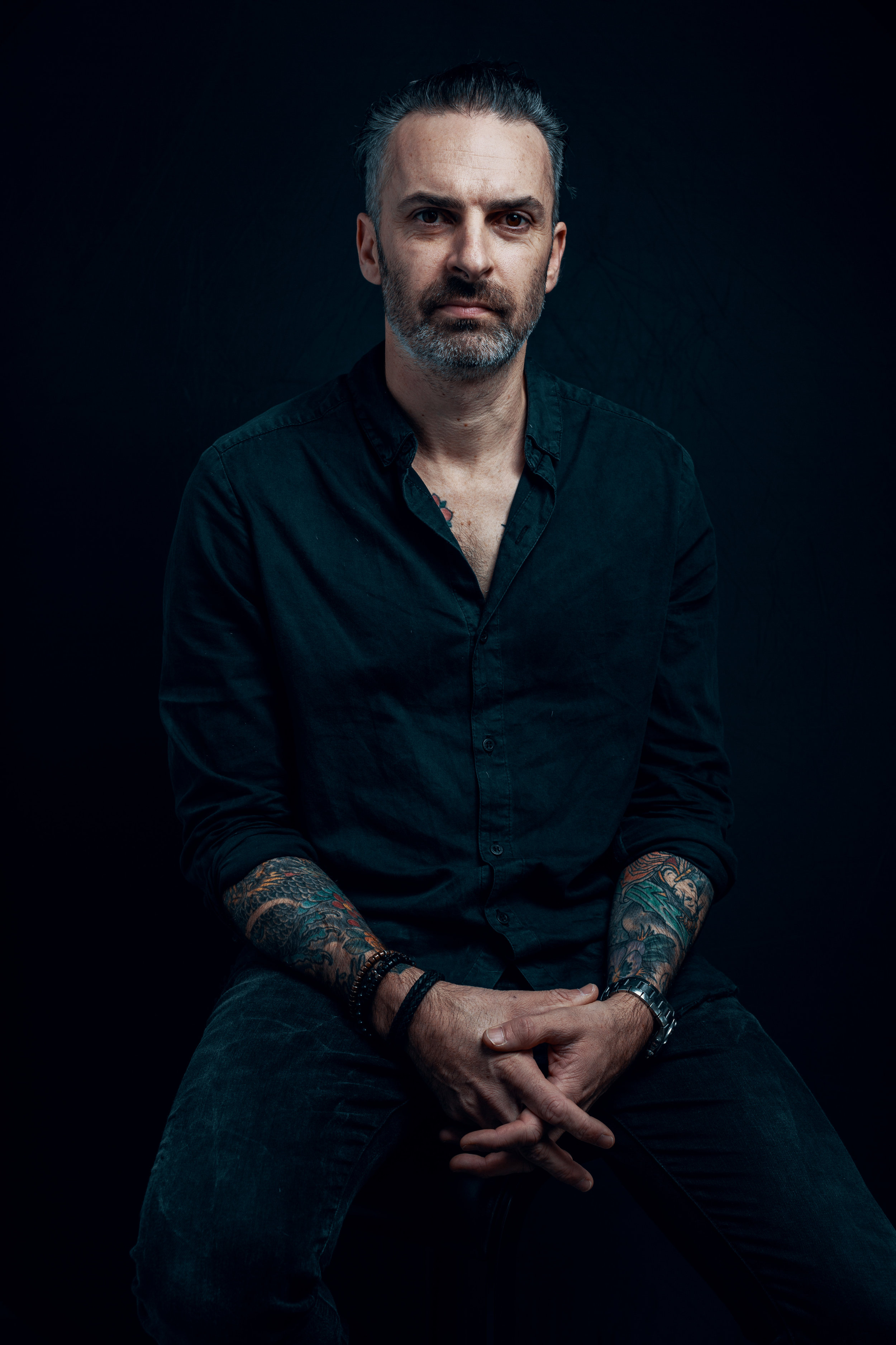 STEPHEN COCKLE / Creative Director & Co-Owner