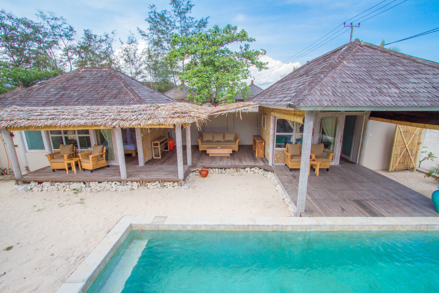 Copy of 2 BDR - Resort - Gili Meno