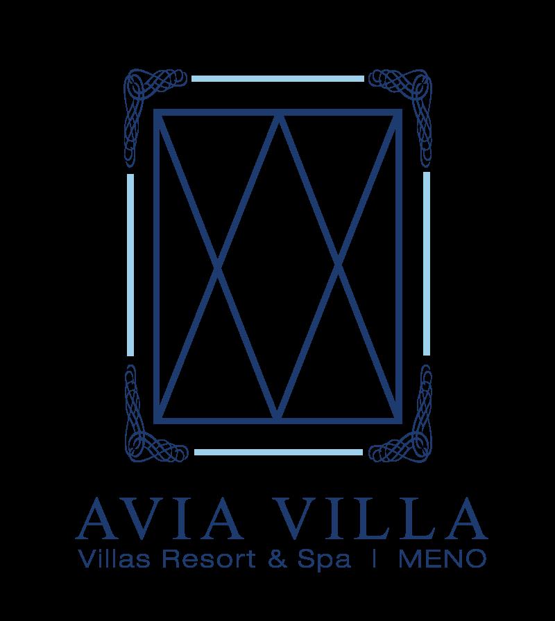 logo avia resort gili meno