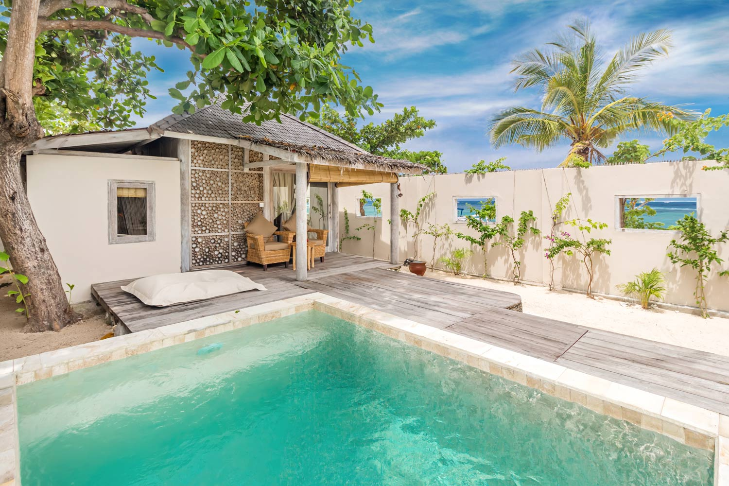 Beautiful bungalow - Gili Meno - Avia Villa Resort