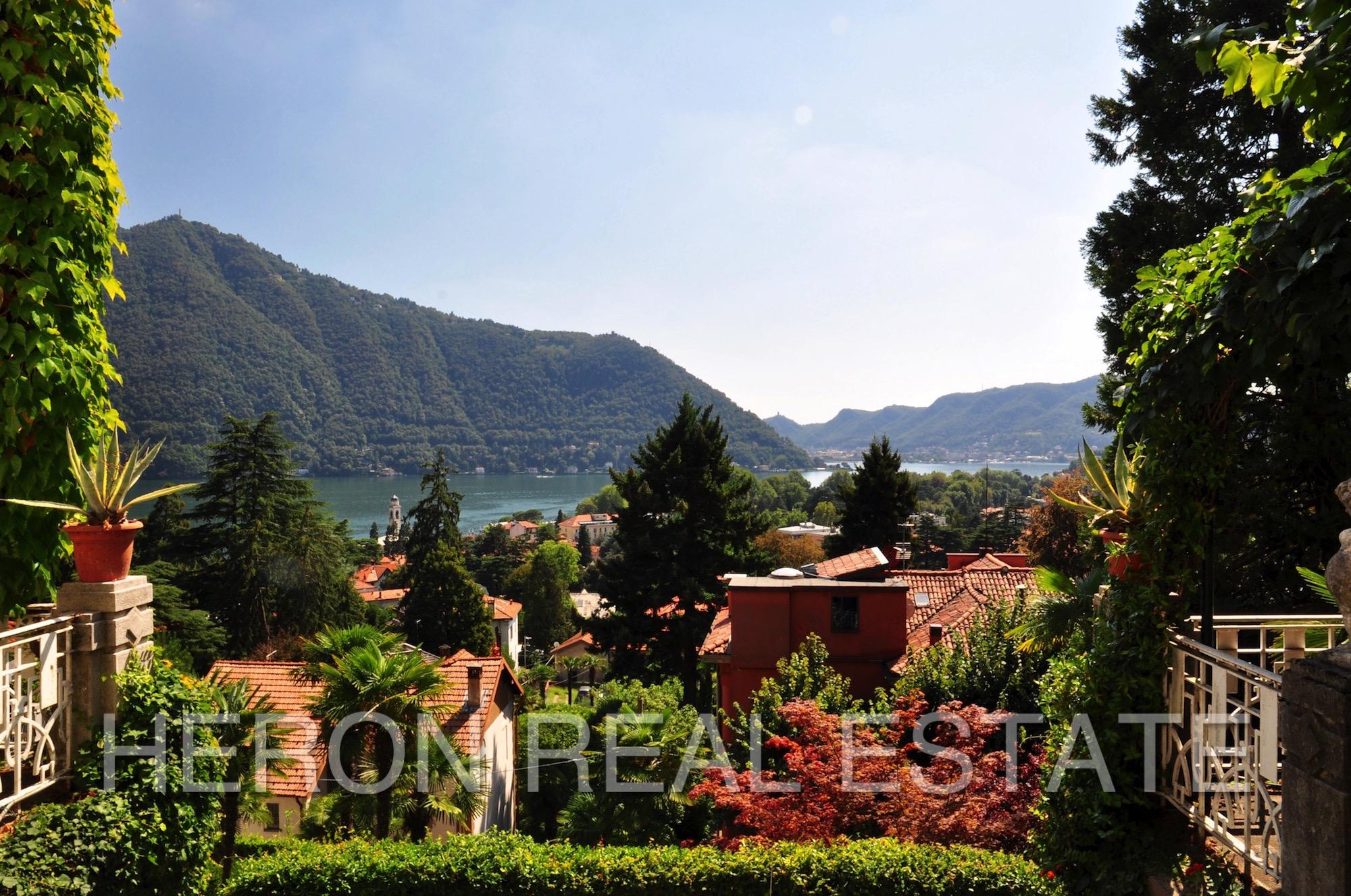 Villa zum Verkauf Cernobbio