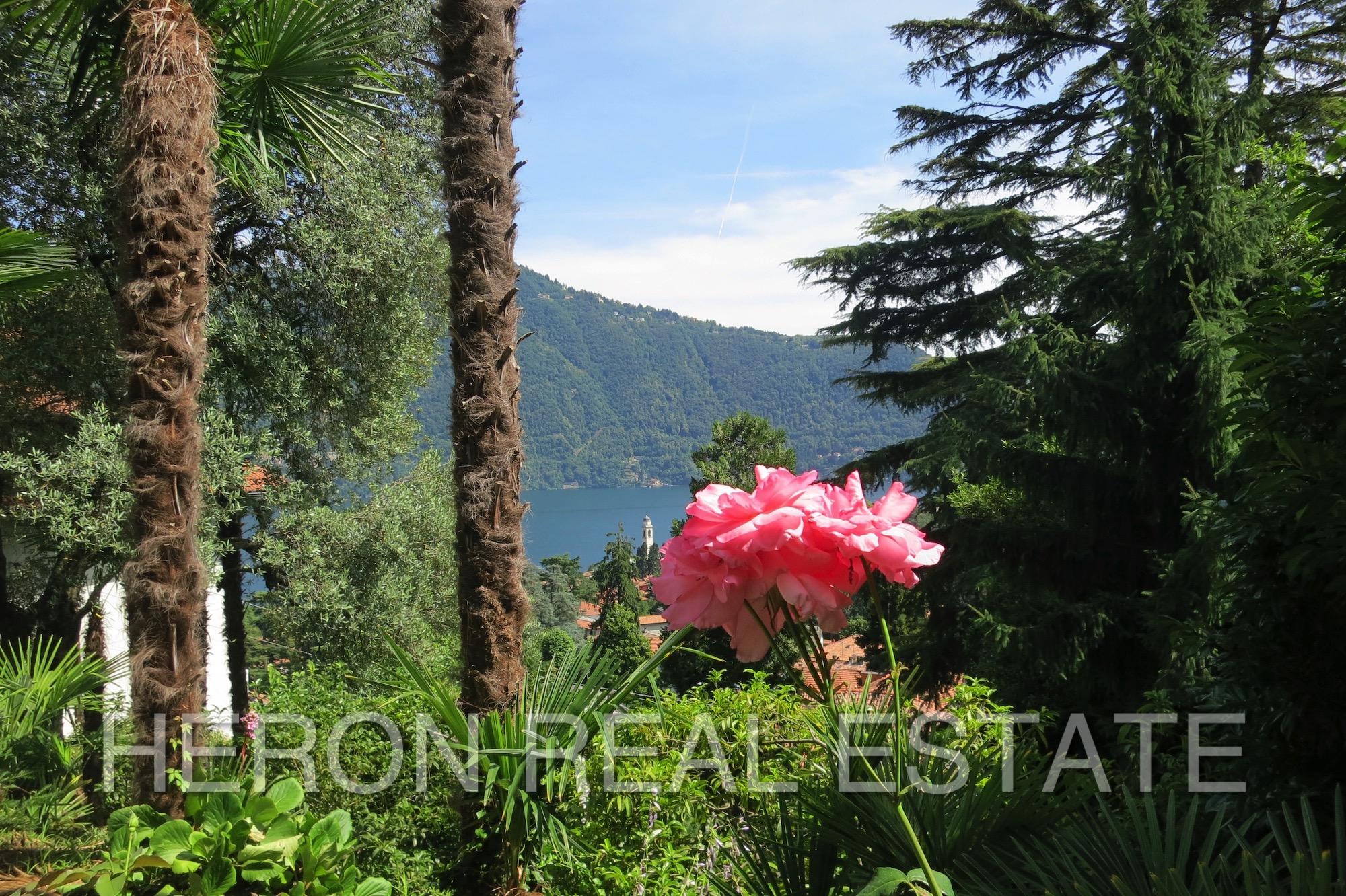 Villa with garden