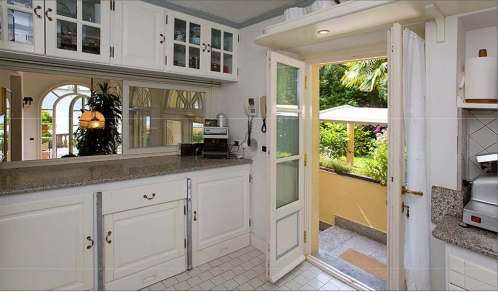 charming kitchen