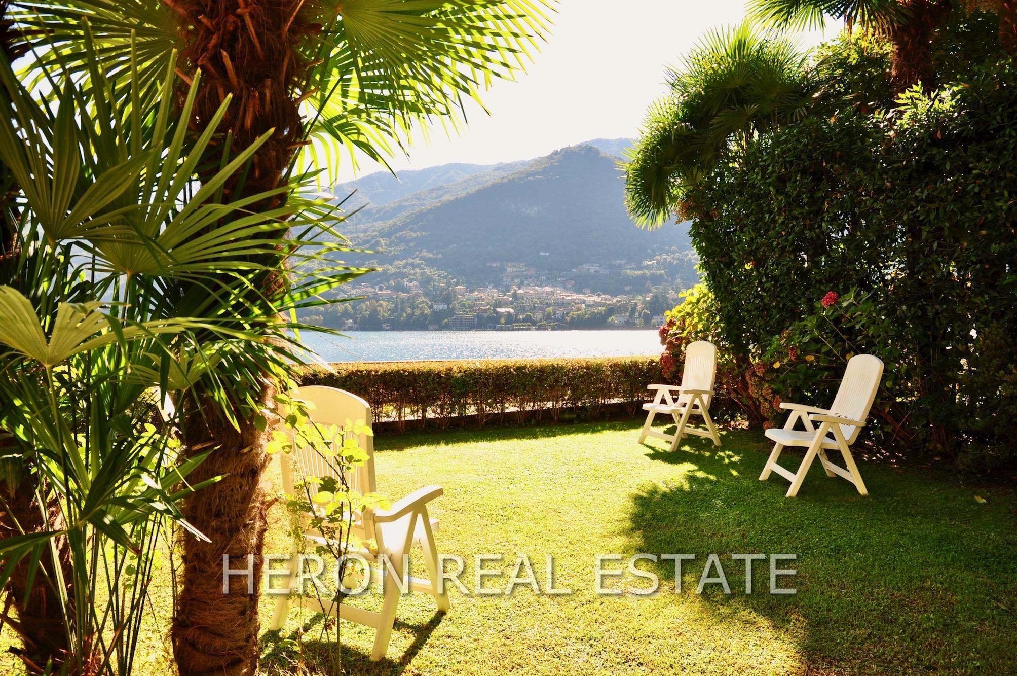 Lake Como Villa for sale