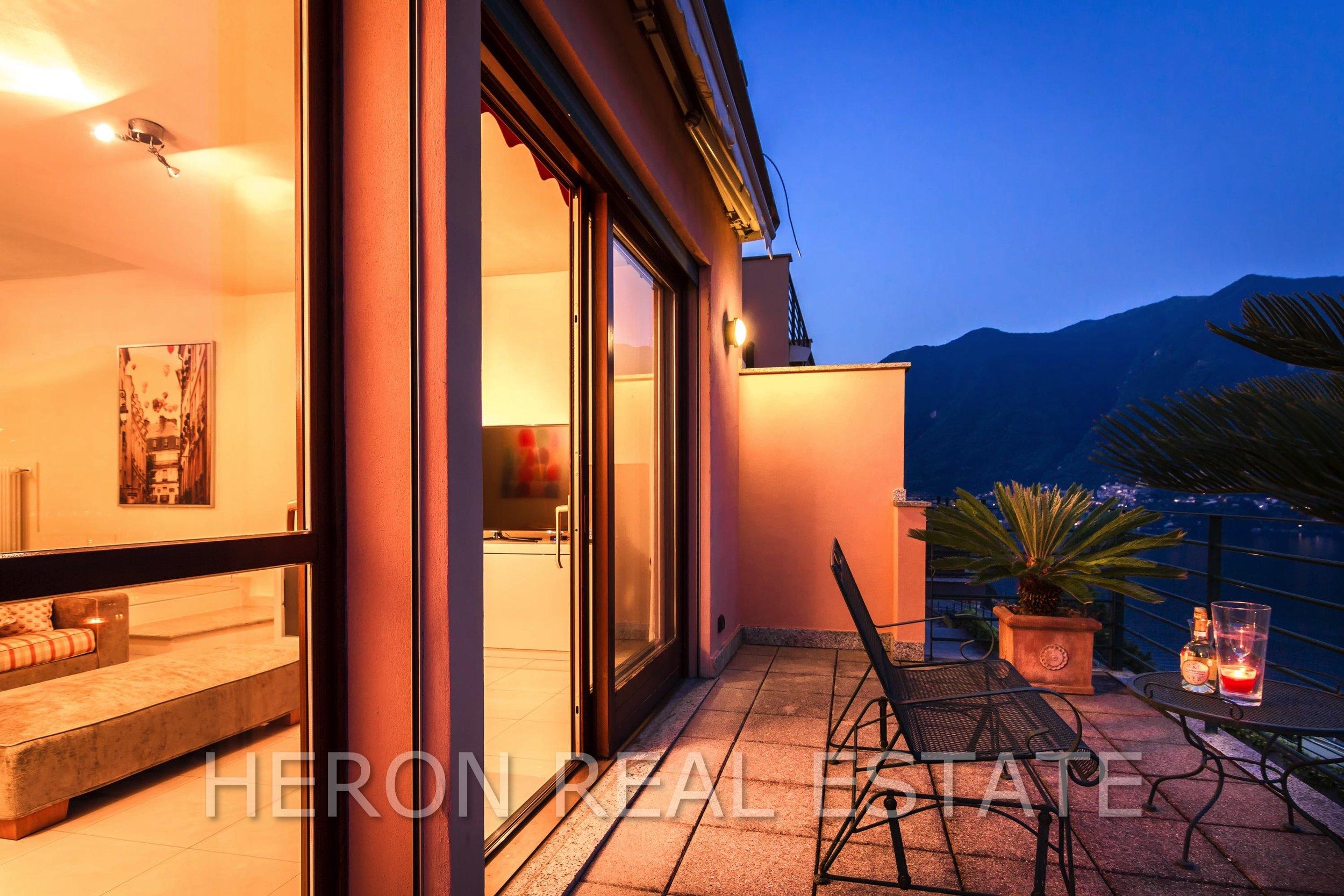 14 Carate Urio terrace by night.jpg