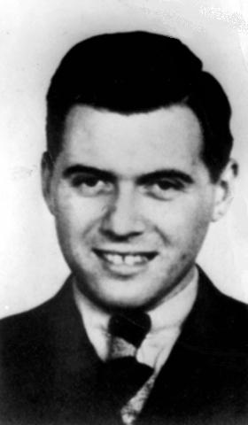 A.K.A The Angel of Death, Mengele is infamous for his horrible experiments on living jews during the holocaust.