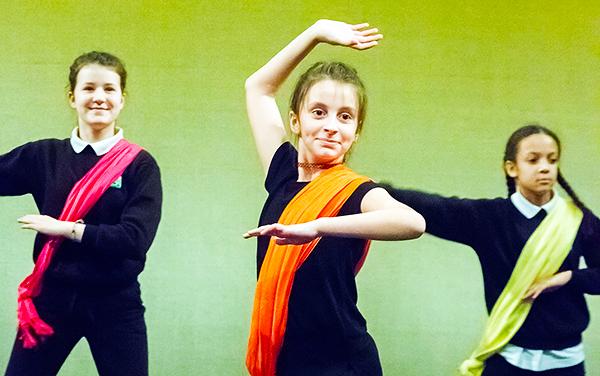 Image: Camden Schools Dance Festival
