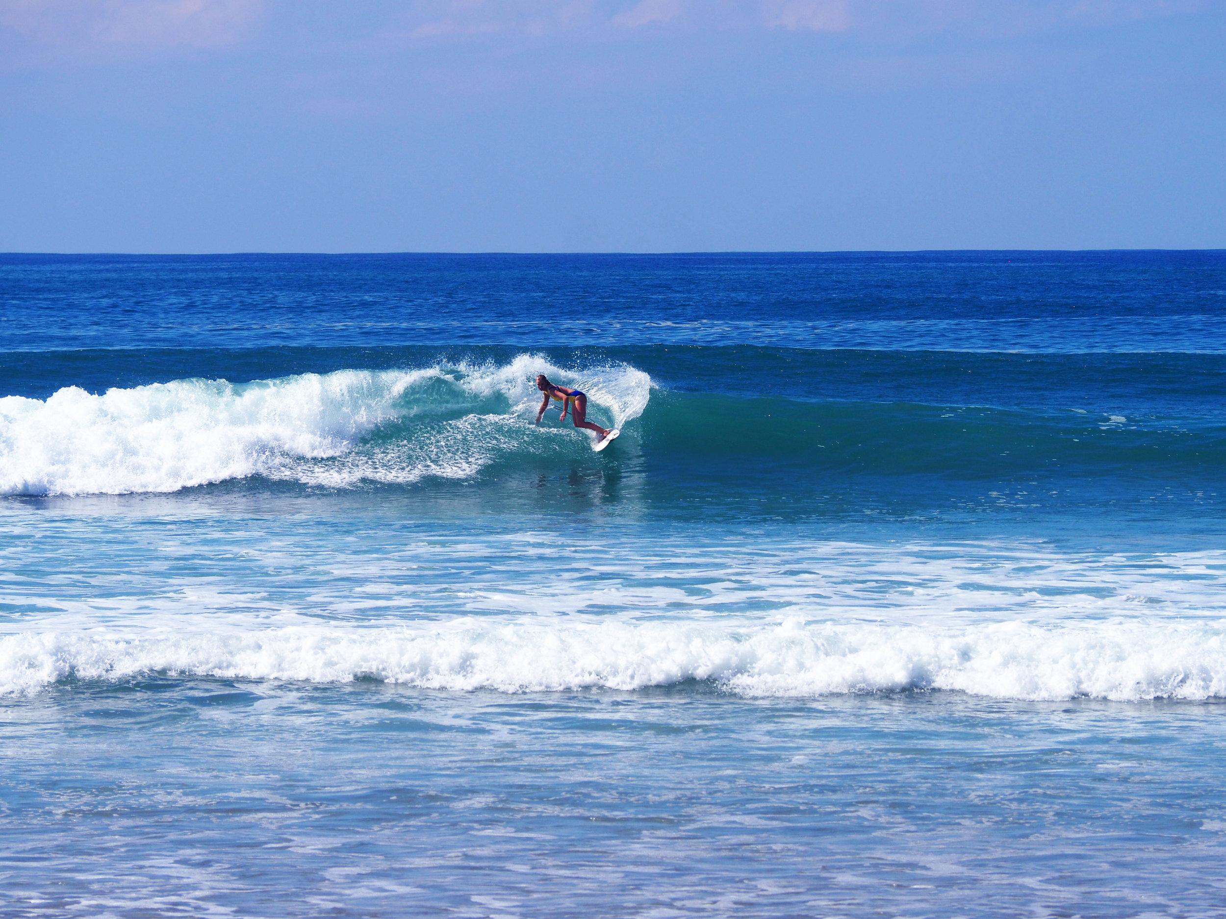 Brinkley Davies Kobe Surf Aurora Onepiece