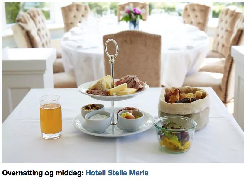 Læs en anbefaling af Stella Maris i det Norske reisetip, februar 2018