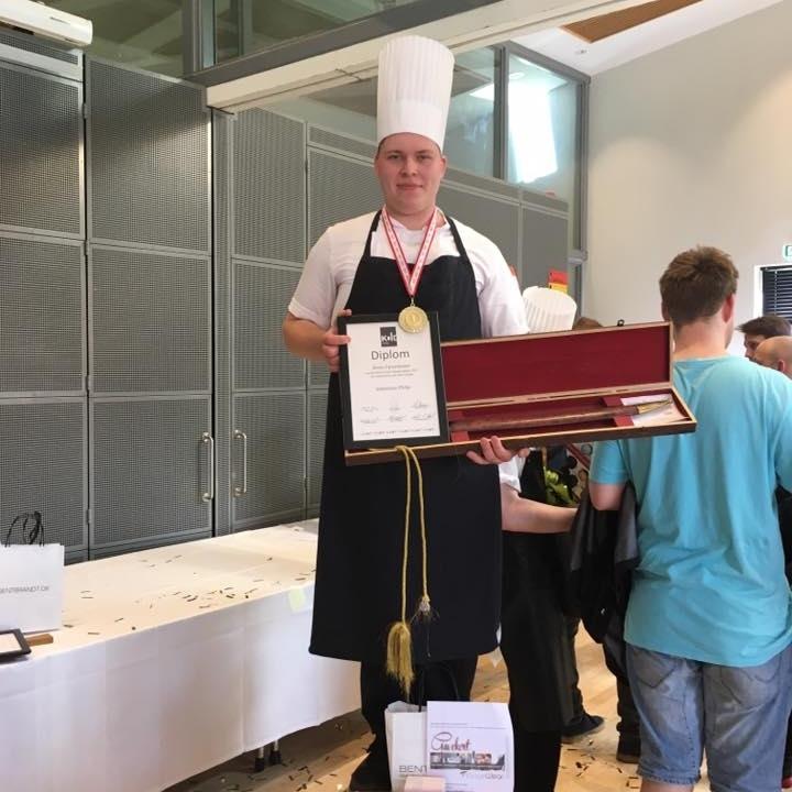 sebastian fra Stella Maris vinder af kokkeelevkonkurrence 2017.jpg