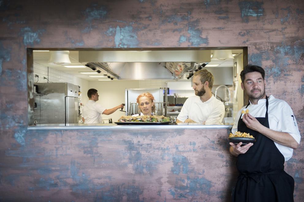 Anders Granhøj ny gastronomisk chef på Stella Maris