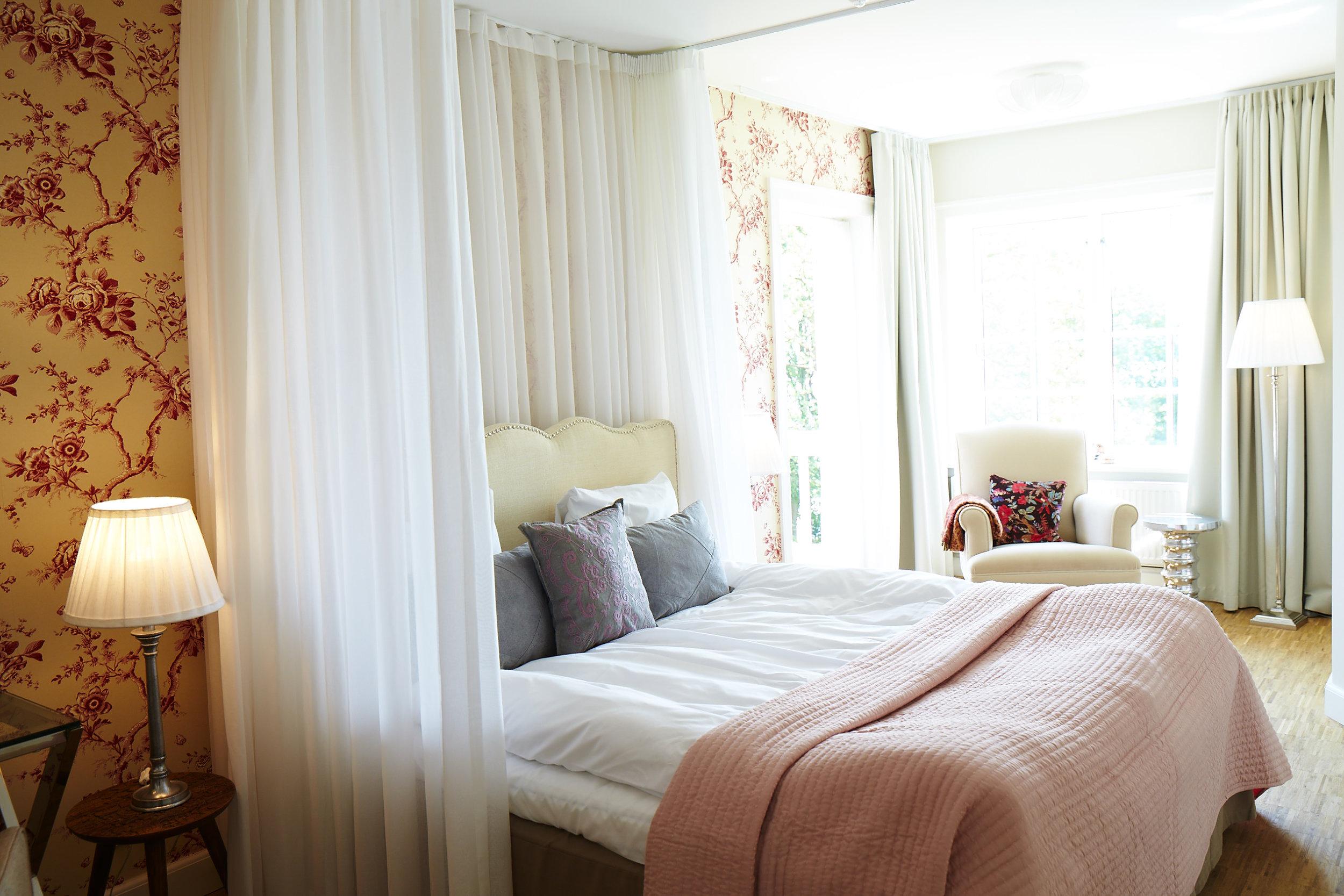 Romantisk bryllups suite på Stella Maris hotel de Luxe