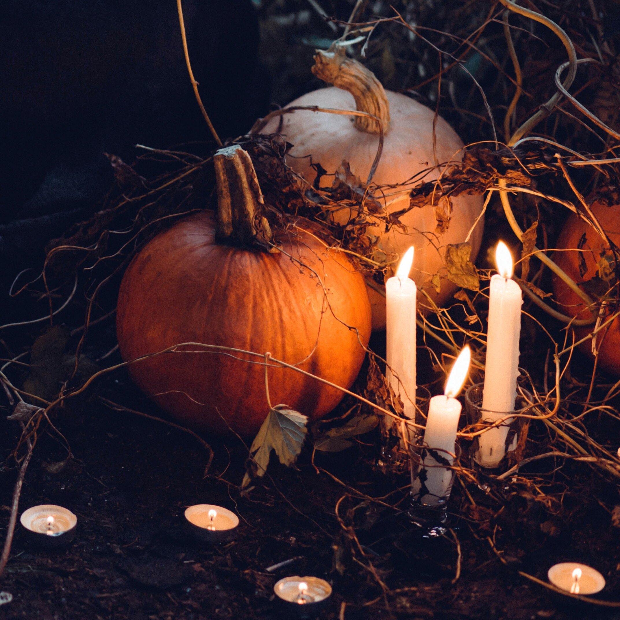 Halloween på Stella Maris