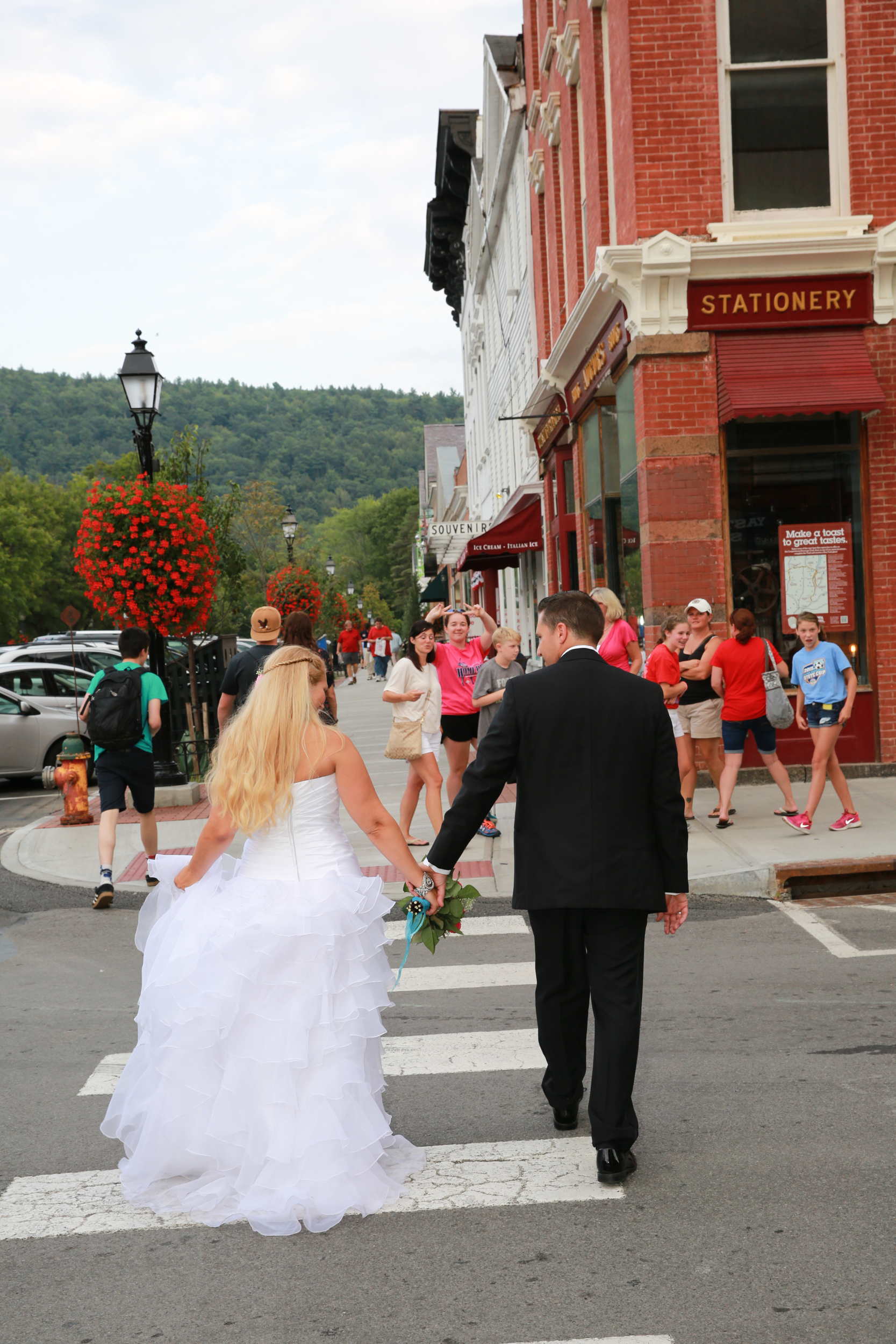 Cooperstown wedding