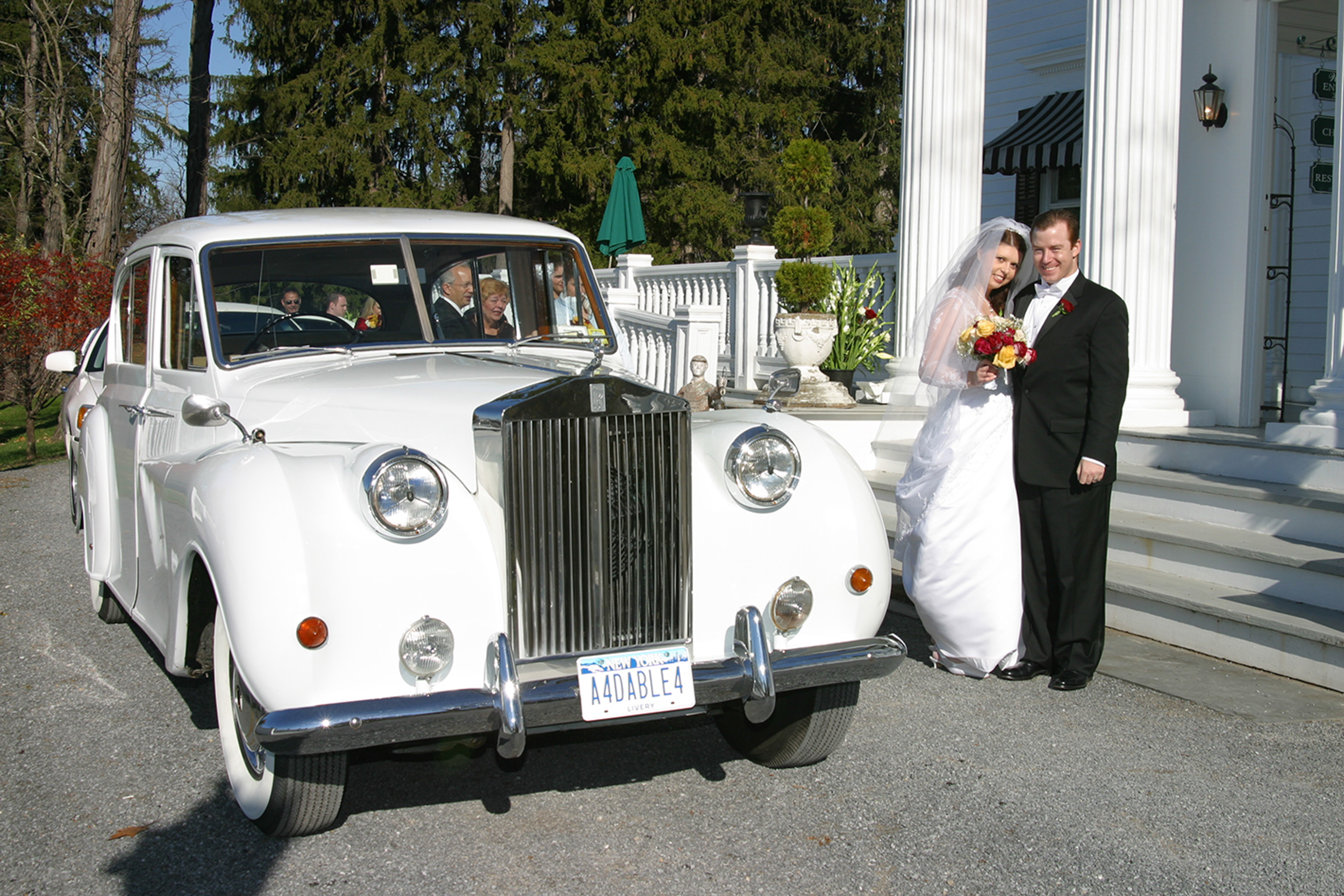 Elegant Rhinebeck Wedding