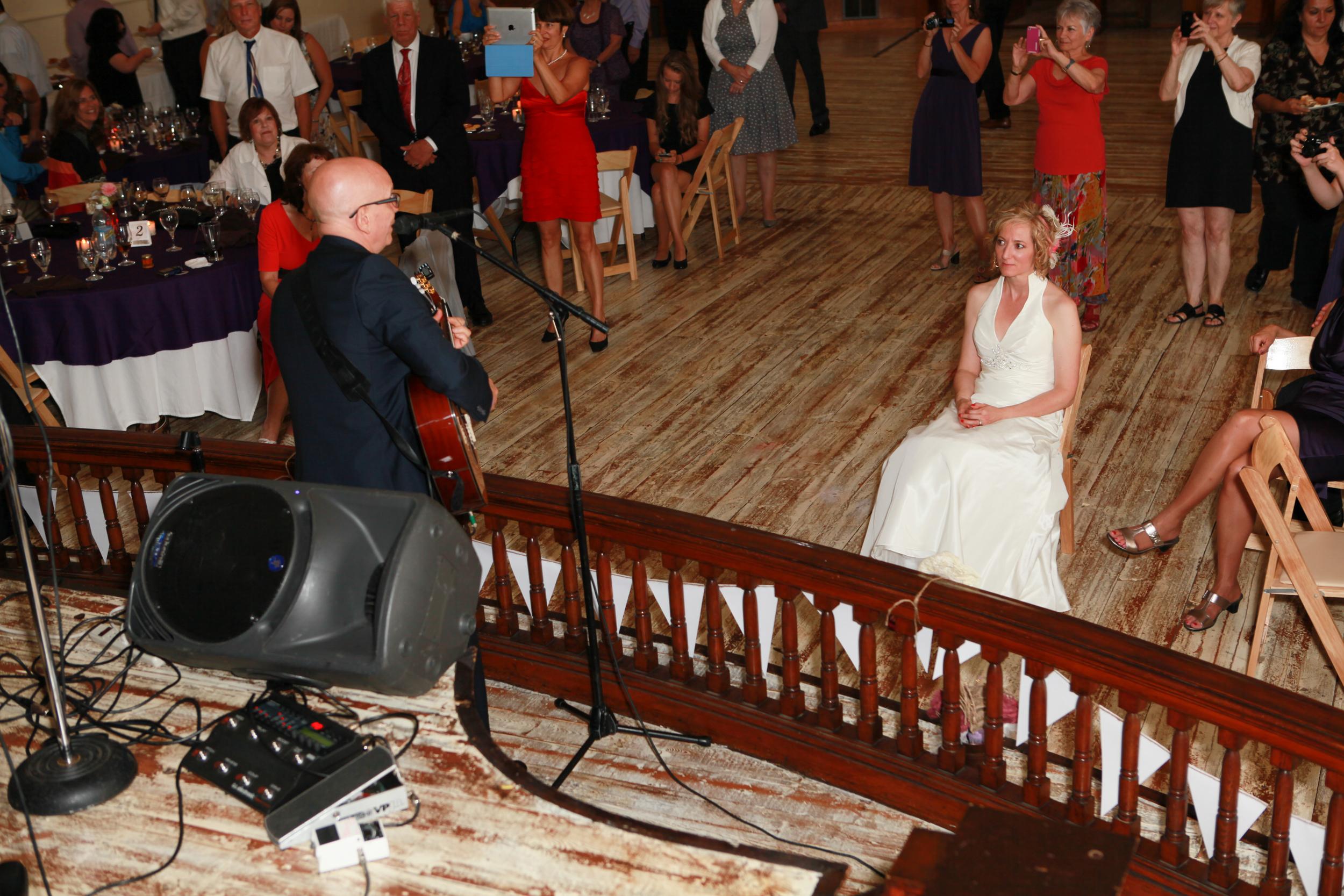 Wedding at Celebration Chapel, Kingston, New York