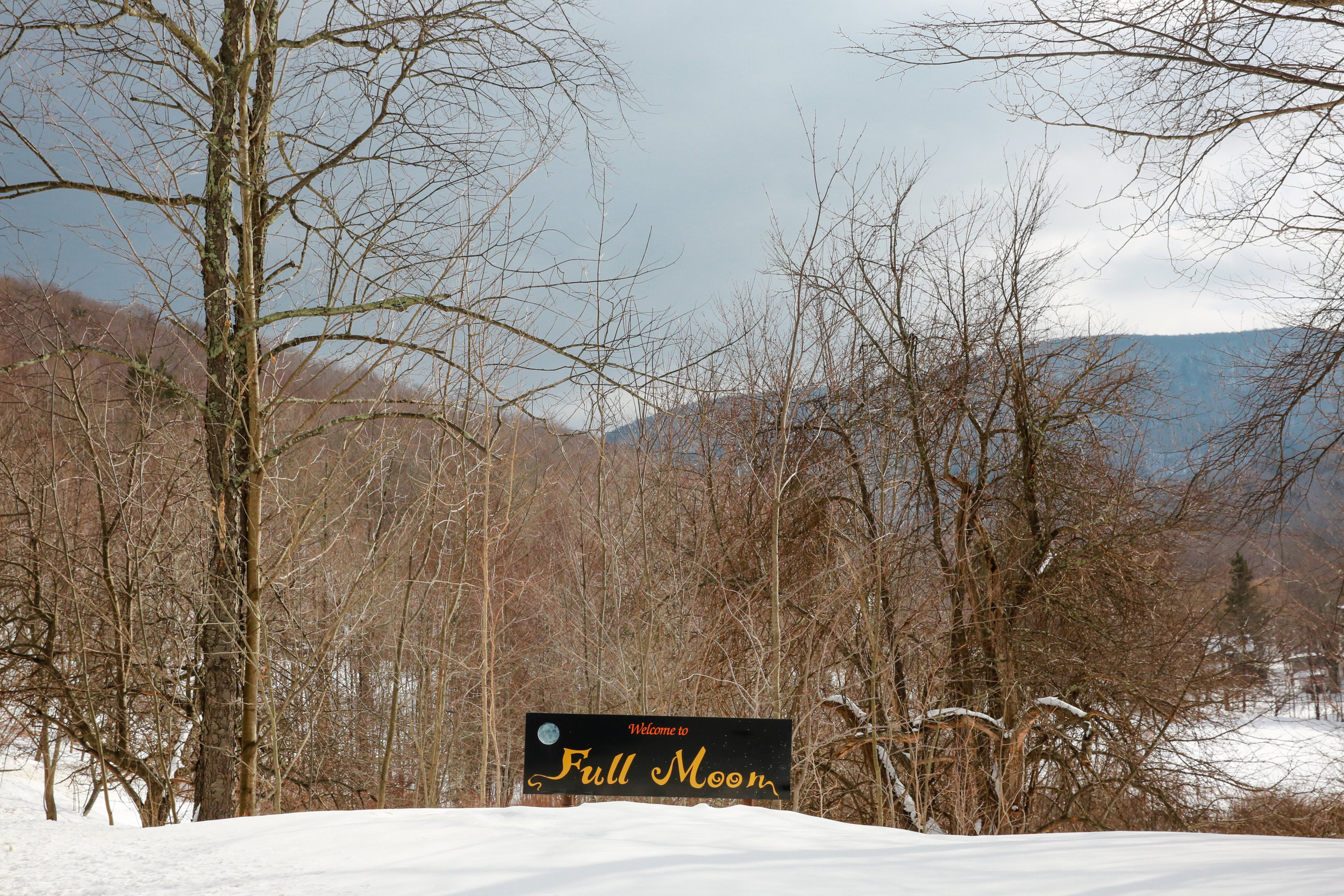 The Full Moon Resort in Big Indian, NY